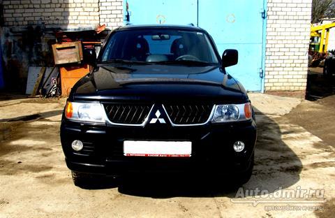 купить mitsubishi pajero sport митсубиси паджеро спорт 2007 г.в. в калуге по цене 700000 руб. autodmir.ru автомобили и цены